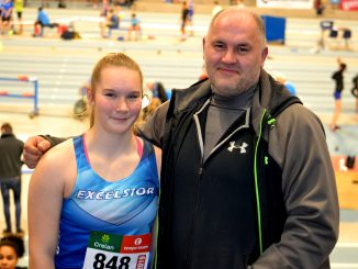 Julia et son coach - Eric Lepeuple